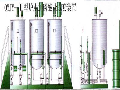 QYJY—Ⅱ型炉水加磷酸盐成
